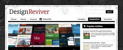 View Information about Design Reviver