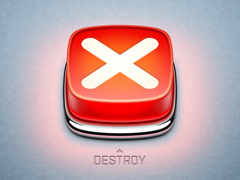 Go To Destroy App Icon