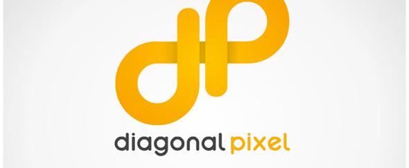 Diagonal Pixel Design Shack