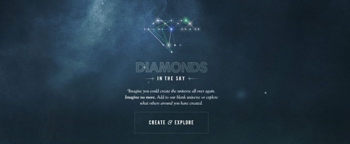 View Information about Diamonds in the Sky