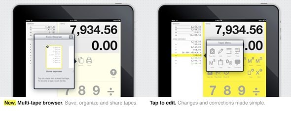 View Information about Digits Calculator for iPad