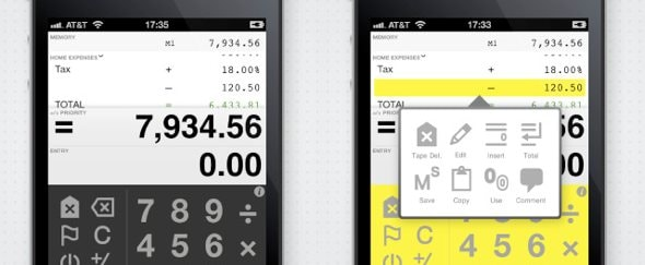 View Information about Digits Calculator for iPhone