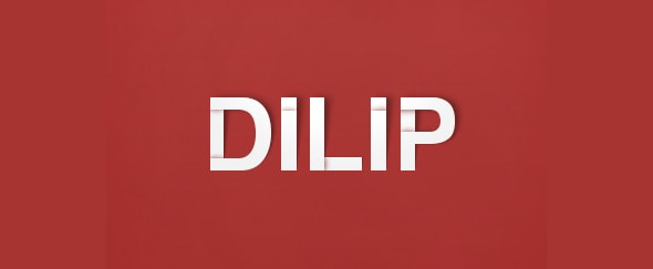 View Information about Dilip