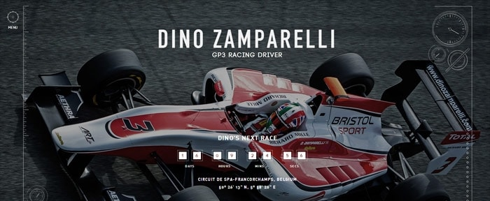 View Information about Dino Zamparelli