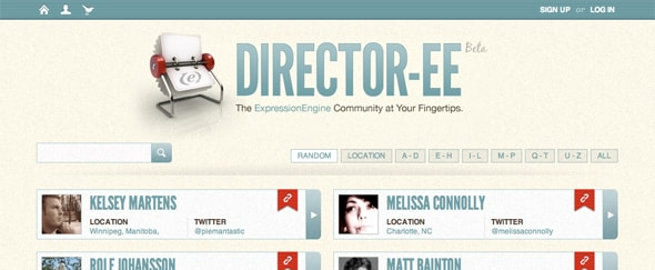 View Information about Director-ee