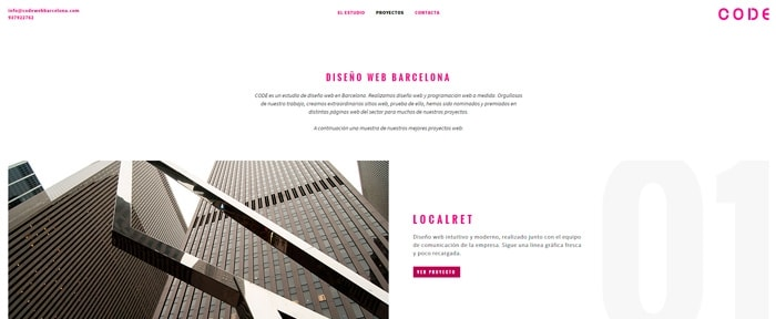 View Information about Diseño web Barcelona