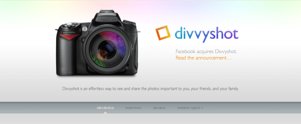 View Information about Divvyshot