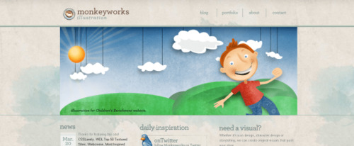 View Information about Monkeyworks Illustration