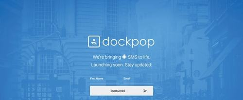 View Information about Dockpop