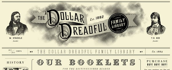 View Information about Dollar Dreadful