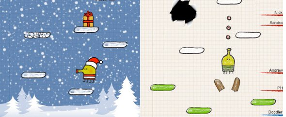 View Information about Doodle Jump
