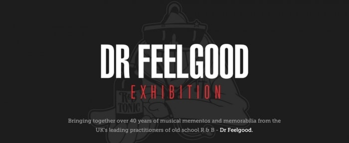 Go To Dr Feelgood Exhibition