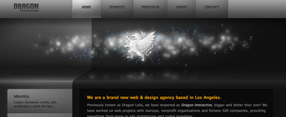 View Information about Dragon Interactive