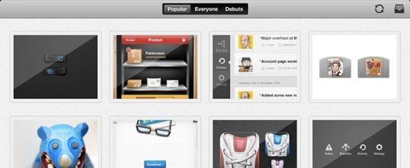Go To Dribbbits for iPad