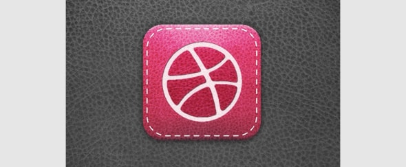 Go To Dribbble Icon