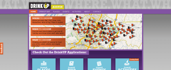 View Information about Drink Up Austin