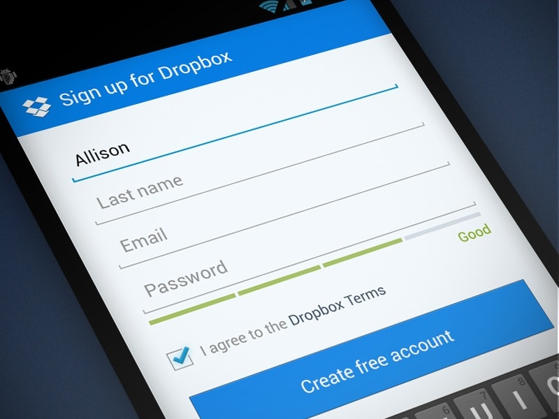 Go To Dropbox for Android