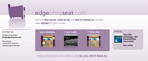 View Information about edgeofmyseat.com