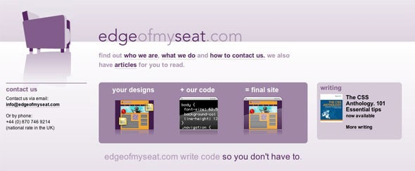 Go To edgeofmyseat.com
