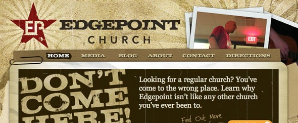 View Information about Edge Point Church