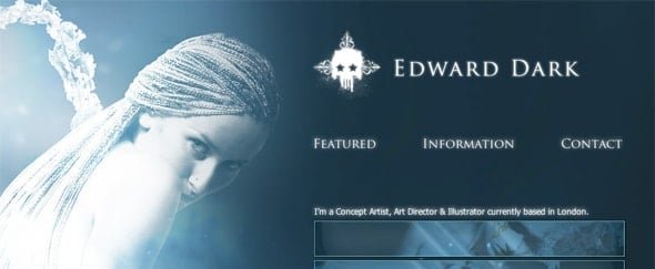 View Information about Edward Dark