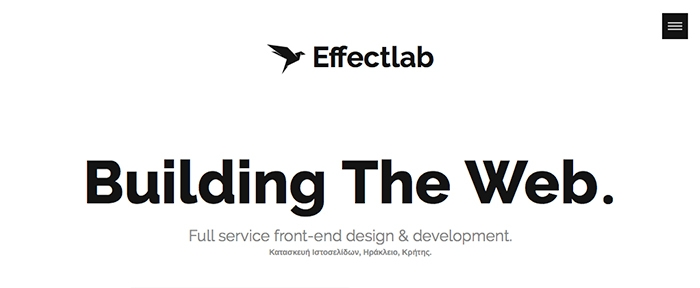 View Information about Effectlab