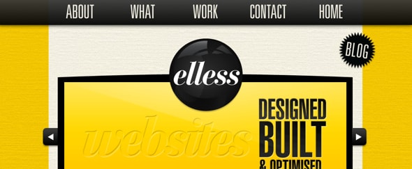 View Information about Elless Design