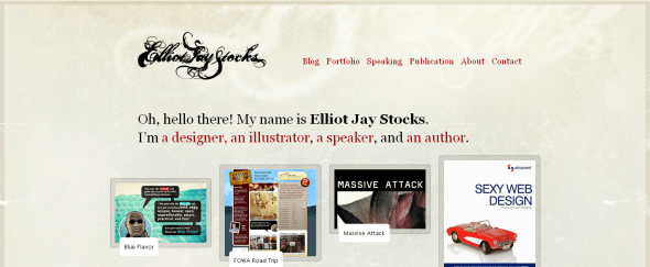 View Information about Elliot Jay Stocks