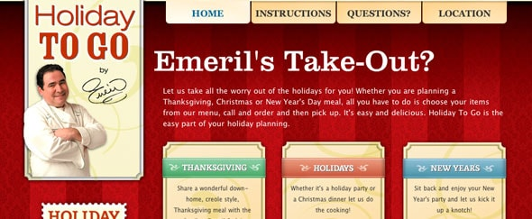 View Information about Emerils
