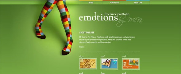 View Information about Emotions