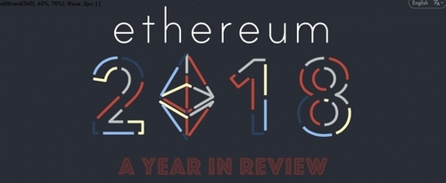 View Information about Ethereum 2018 In Review