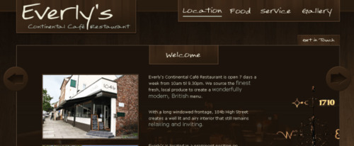 View Information about Everlys Restaurant