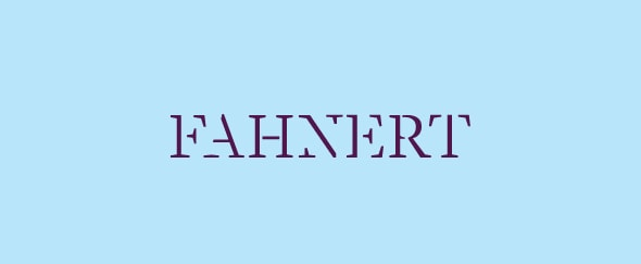 View Information about Fahnert