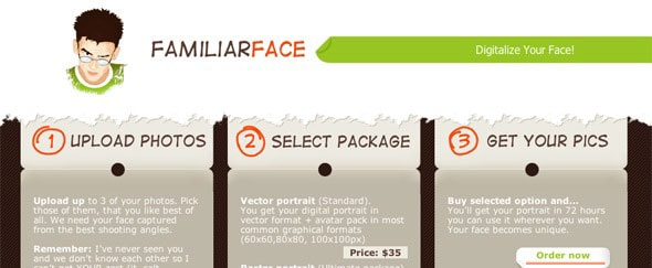 View Information about FamiliarFace