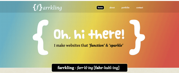 View Information about farrkling