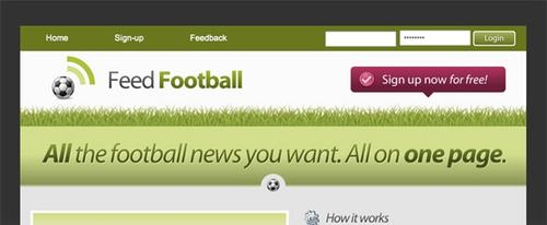 View Information about Feed Football