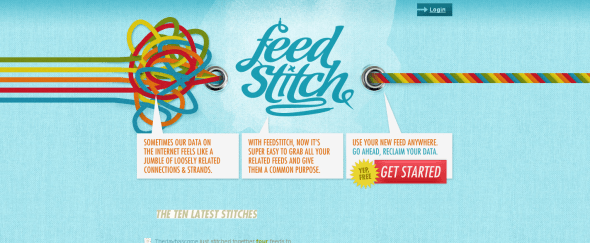 View Information about FeedStitch