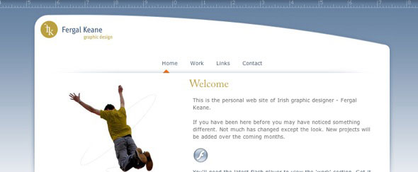 View Information about Fergal Keane