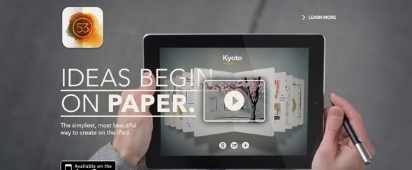 View Information about FiftyThree