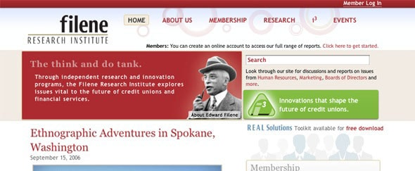 Go To Filene Research