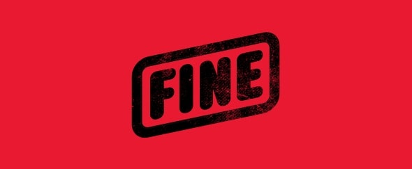 View Information about Fine