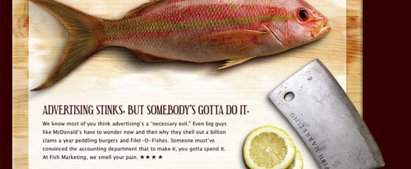 Go To Fish Marketing