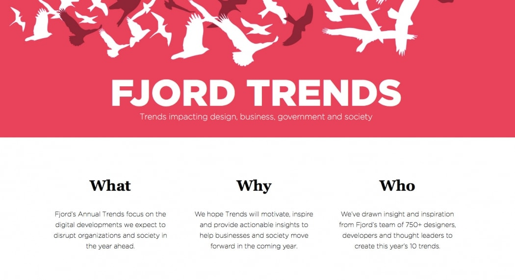 Go To Fjord Trends