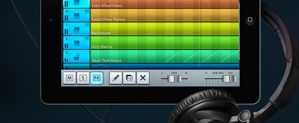 View Information about FL Studio for iPad