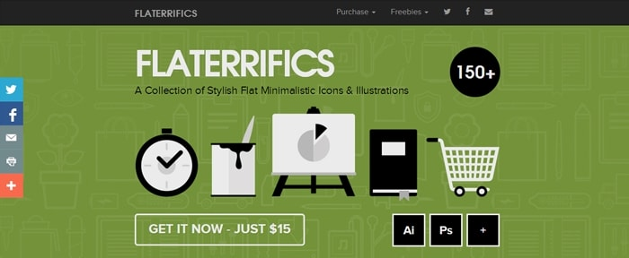 View Information about Flaterrifics