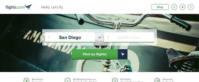 View Information about Flights