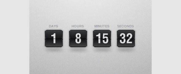 Flip Clock | Design Shack