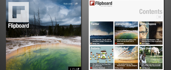 Go To Flipboard