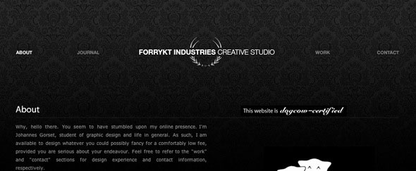 Go To Forrykt Industries