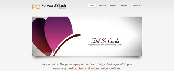 Go To ForwardSlash Designs